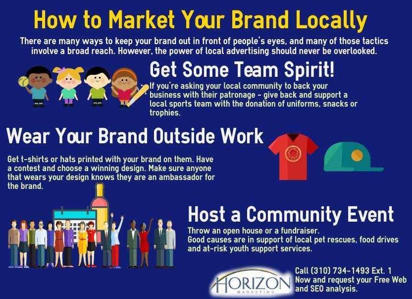 3 WINNING WAYS TO MARKET LOCALLY FOR YOUR BRAND